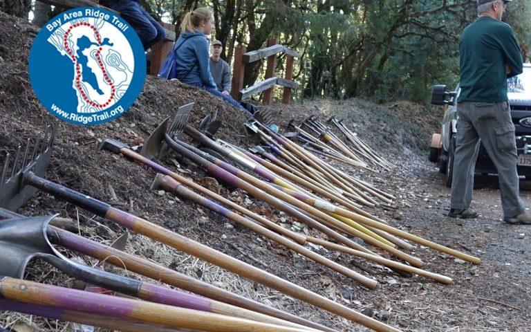Saturday, November 5, 2016 – Bay Area Ridge Trail – San Mateo County